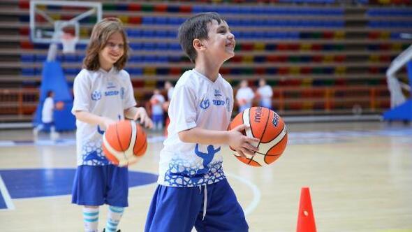 Selçukluda yaz spor okulları başladı