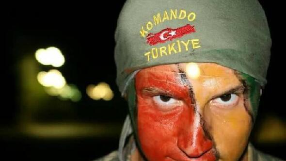 Trabzona şehit ateşi düştü