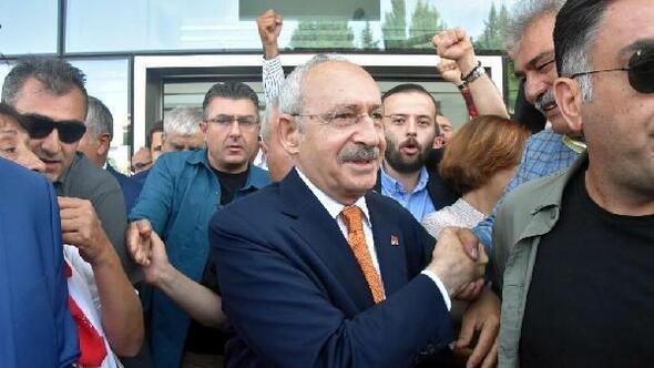 Kılıçdaroğlu: Saray kölesi olan biri, yargıç koltuğunda oturamaz