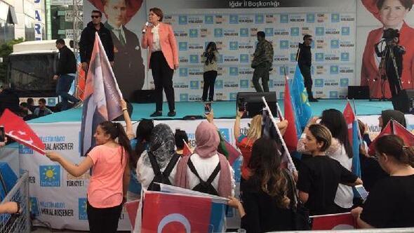Akşener: 24 Haziran akşamı, Türkiyede değişim zamanı olacak (2)