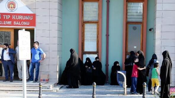 Balkanlıoğlu cenazesi Adli Tıp Kurumu'ndan alındı