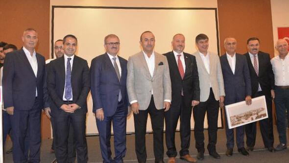 Çavuşoğlu: Antalya dünyanın güçlü şehirler ağında (2)