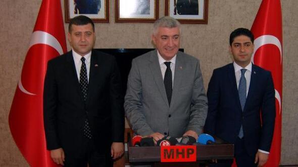MHP İl Başkanı Tok: Felaket tellallarını Kayseriye bekleriz