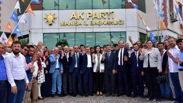 AK Partili Manisa İl Başkanı Mersinli: Motivasyonumuzu düşürmesinler