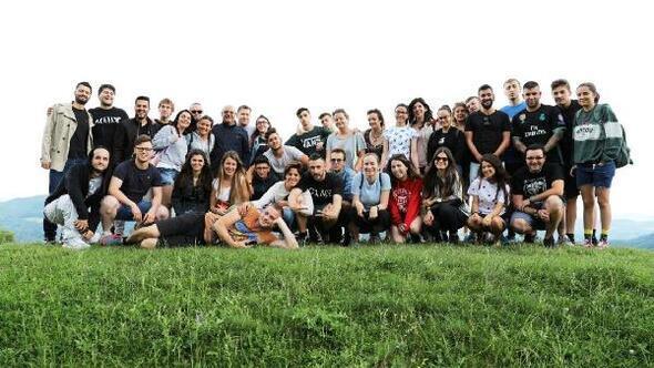 Üniversiteliler Romanyada işsizliği konuştu