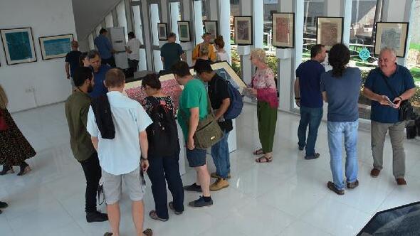 Devrim Erbil Resim Sergisi ilgi gördü