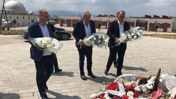 TFFden Kosova Futbol Federasyonuna ziyaret