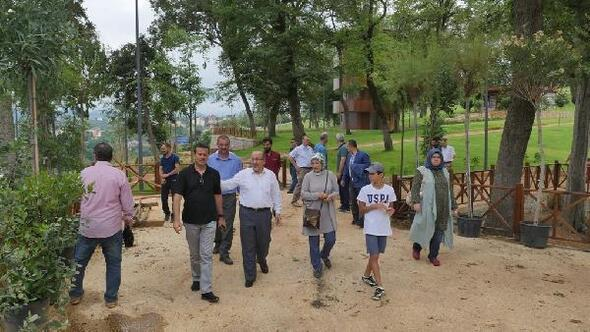 Trabzon Botanik görücüye çıkıyor