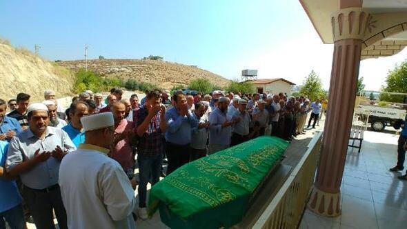 8 gün sonra cenazesi bulunan küçük Ufuk, toprağa verildi