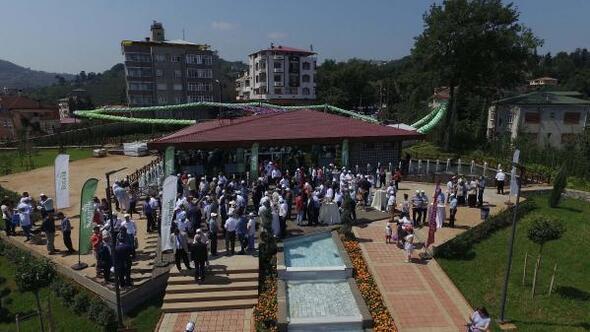 Trabzon Botanik hizmete açıldı
