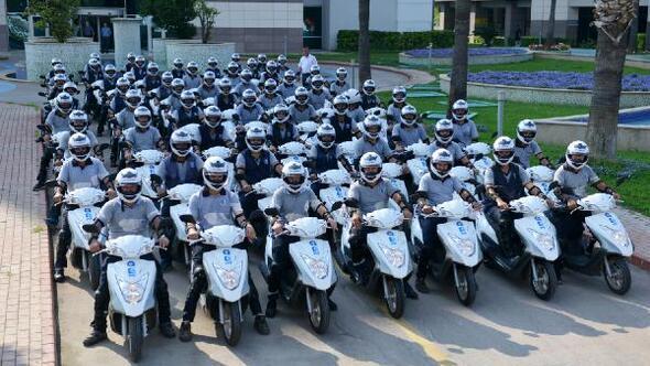 ASAT motorize ekip kurdu