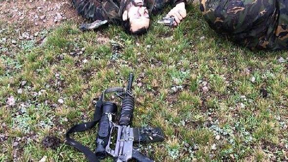Eren Bülbülü şehit eden PKKlı teröristler öldürüldü/ Fotoğraflar