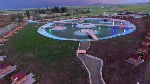 Türkiyenin ilk Millet Bahçesi Sivasa açılıyor