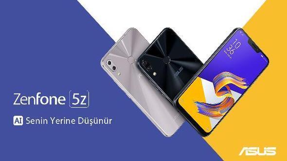 Asusun yeni telefonu ZenFone5Z satışa çıkıyor