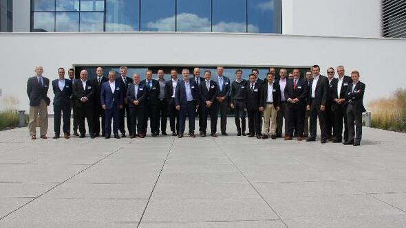 Makine İmalatçıları Birliği Eurotrans'a üye oldu