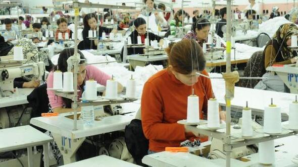 Serbest bölgede istihdam arttı