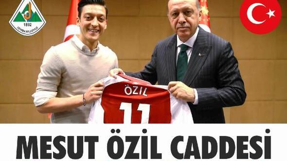 Mesut Özilin tepkisi dünya basınında