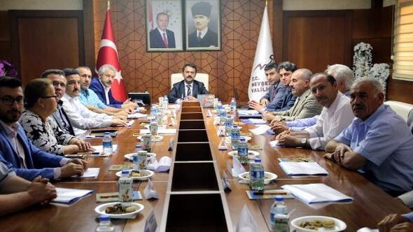 İl İstihdam ve Mesleki Eğitim Kurulu (İİMEK) Toplantısı yapıldı