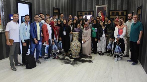 Uluslararası üniversite adayı öğrenciler İGÜ yaz okulunu tercih etti