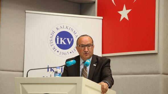 İKV Başkanlığına yeniden Ayhan Zeytinoğlu seçildi
