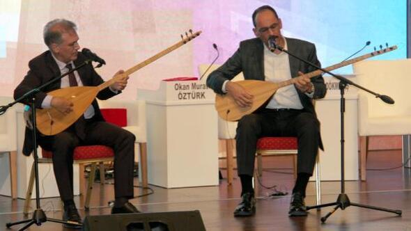 İbrahim Kalın, Neşet Ertaş Kültür ve Sanat Festivali için Kırşehirde (5)