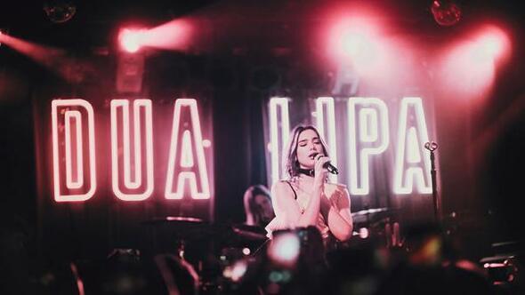 Dua Lipa, Türkiyede konser verecek