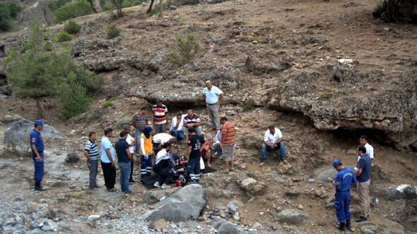 Küp Şelalerinde 3 kişi boğuldu
