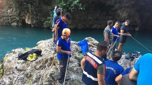 Küp Şelalerinde 3 kişi boğuldu - Ek fotoğraflar