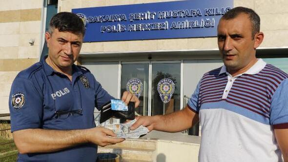 Polis, kayıp cüzdanın sahibini indirim kartından buldu