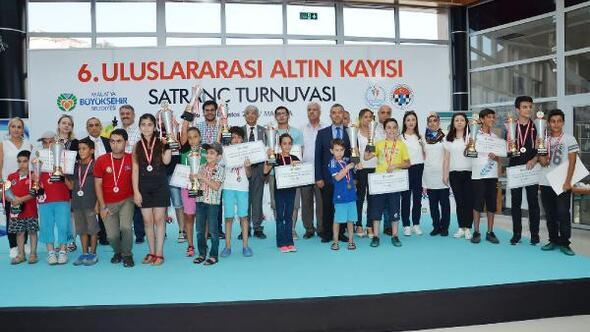 Uluslararası Altın Kayısı Satranç Turnuvası