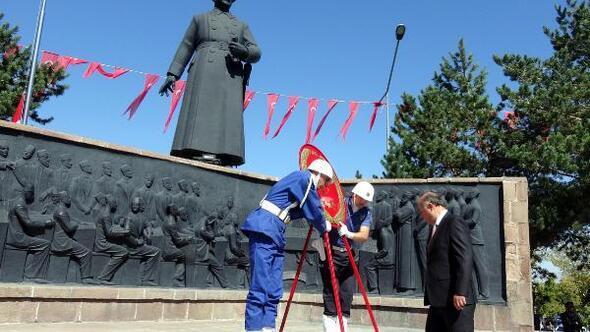 Erzurumda Zafer Bayramı coşkusu
