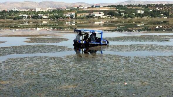 Gölbaşı Belediyesi ilaçlama çalışmalarına devam ediyor