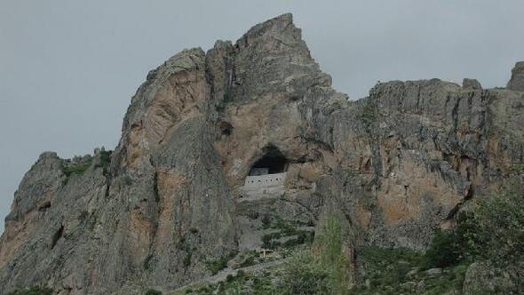 Giresunda, Meryem Ana Manastırında ibadet yapıldı