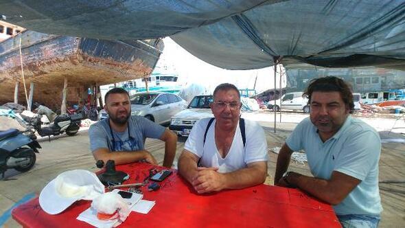 İskenderunlu balıkçılar, Ege ve Marmara'ya yöneldi