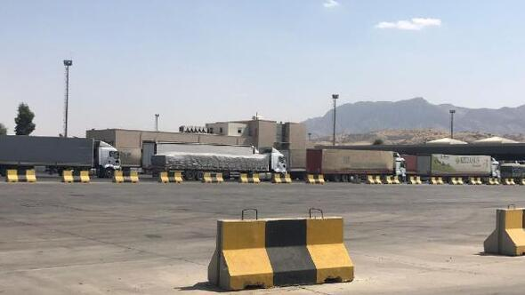 1500 ton unun Iraka geçişine izin verilmedi