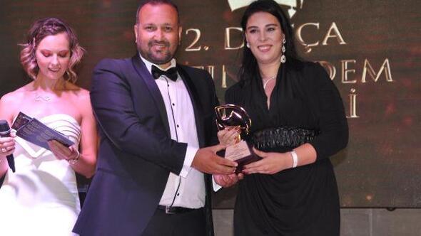 Datçada Altın Badem Ödülleri sahiplerini buldu
