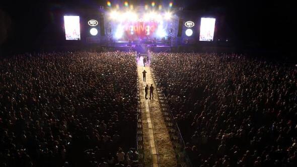 GezginFest Vanda binlerce kişi eğlendi