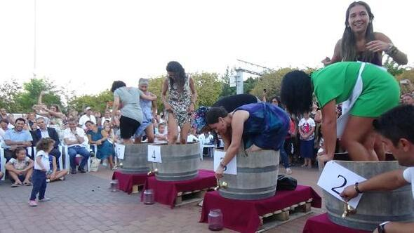 Bozcaada Bağbozumu Festivali renkli geçti