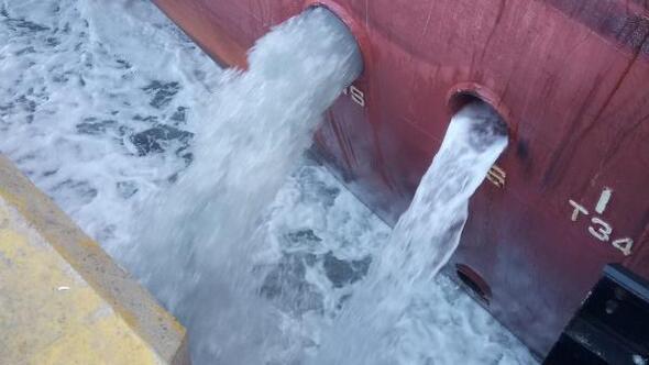 Denizi kirleten gemilere ağır ceza