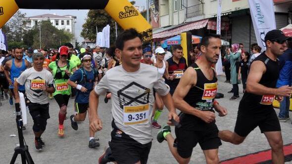 Frig Ultra Maratonu 5inci kez koşuldu