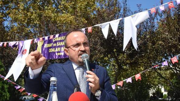 AK Partili Turan: Hiç kimsenin bize Twitterdan ayar vermeye hakkı ve haddi yoktur