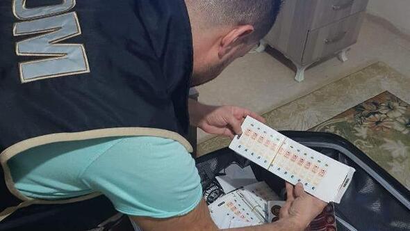 İzmirde sahte içkiye 5 gözaltı