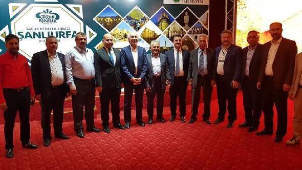 Başkan Büyükkılıç tarihi kentler birliği toplantısına katıldı