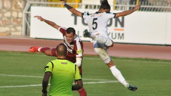 İnegölspor-Kastamonuspor 1966: 0-2