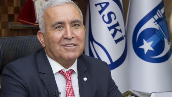 ASKİ Genel Müdürü Cumali Kınacı: Suda gizli zam yok
