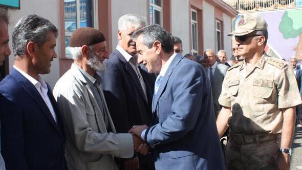Çelikhan'da güvenlik toplantısı yapıldı