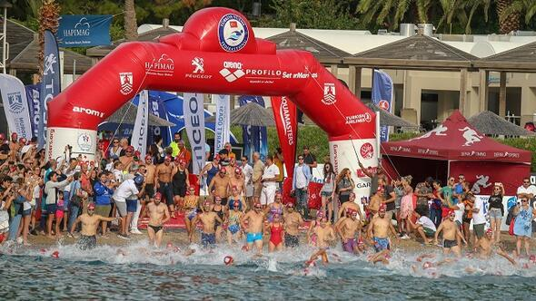 9. Uluslararası Arena Aquamasters Yüzme Şampiyonası tamamlandı