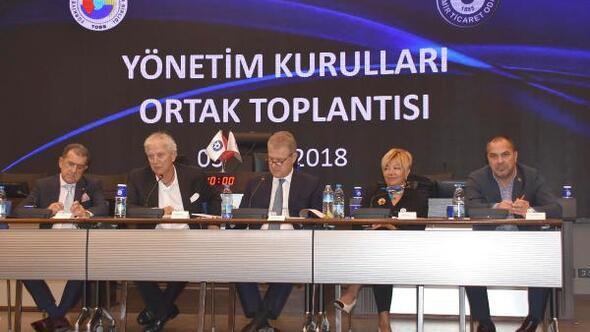 İzmir iş dünyasından güç birliği çağrısı