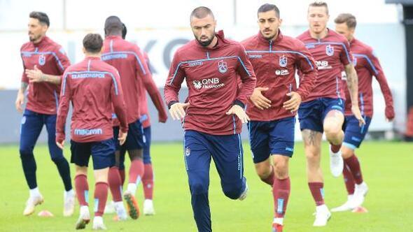 Trabzonspor, Akhisarspor maçına hazırlanıyor
