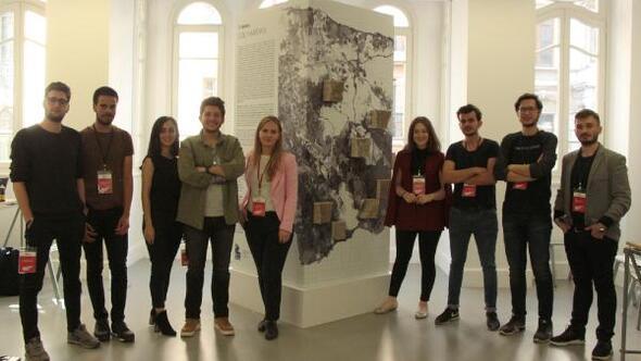 İKÜ öğrencileri İstanbul'un Göç Haritası'nı çıkardı